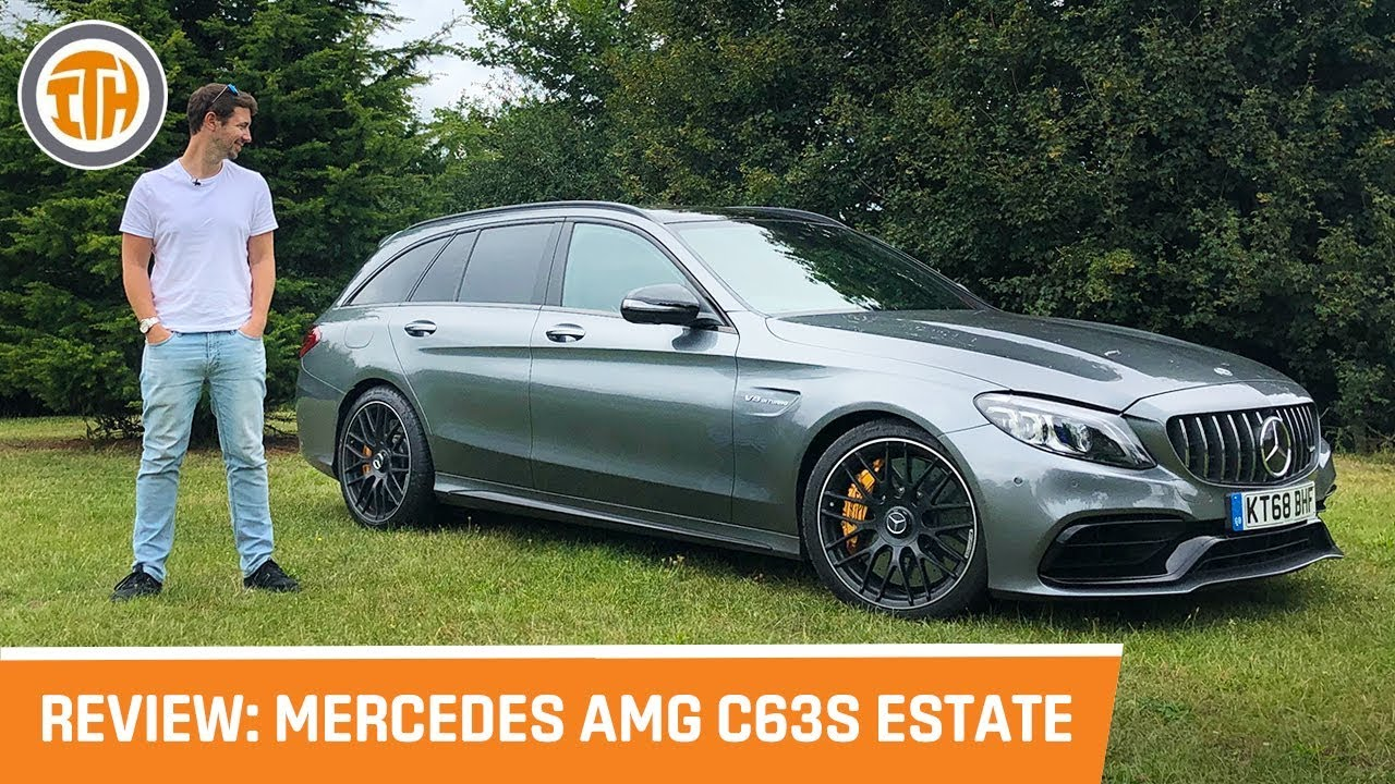 the estate to buy 2019 mercedes amg c63s facelift full review inc exhaust sound youtube the estate to buy 2019 mercedes amg c63s facelift full review inc exhaust sound