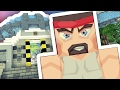 TURNING MINECRAFT INTO A CARTOON!!!