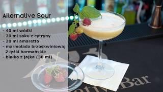 Alternative Sour -  koktajl z amaretto i wódką  odc.12   NOWY SEZON