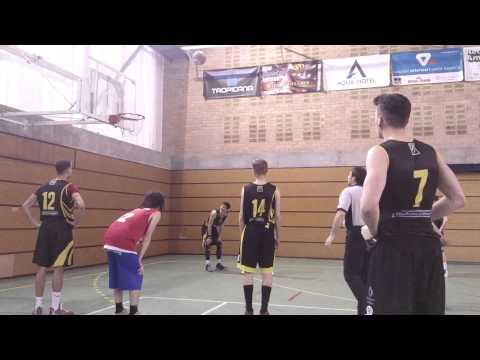 George Metcalf, first dunk!!!!