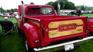 1976 Lil Red Dodge Wagon