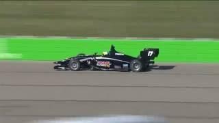 Saturday Evening at Iowa Speedway