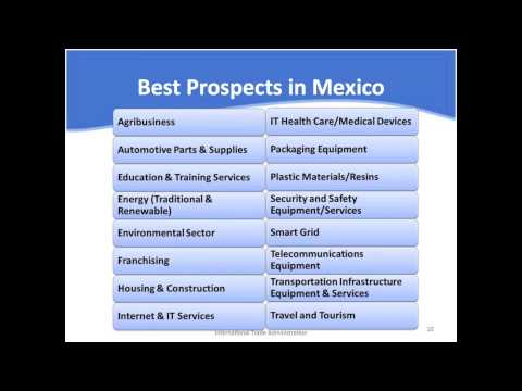 2014 Mexico Trade Mission Teleconference