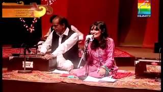 Aik Halki Halki Aahat Hai song by Sara Raza Khan