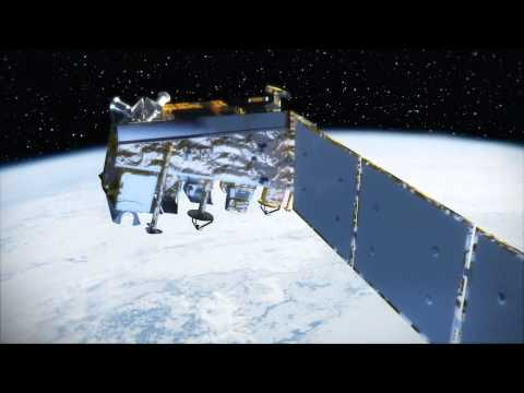 NASA's Suomi NPP Earth-Observing Satellite