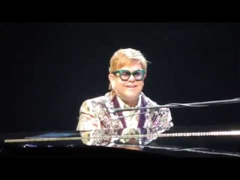 Elton John - Someone Saved My Life Tonight LIVE 2019 Mp3