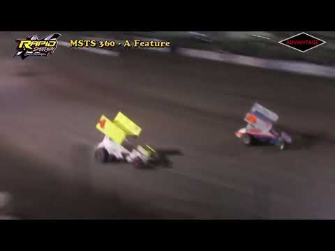 MSTS 360 Sprint Feature - Rapid Speedway - 5/4/18