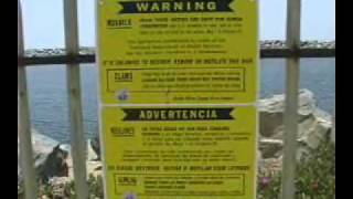 Mussel Quarantine, May to October - LA County Dept. of Public Health - Spanish