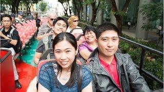 Hop On - Hop Off Bus Tour Singapore