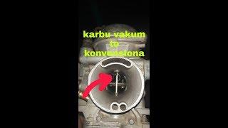 karbulator fu standar serasa pe 26 full vidio modif karbu