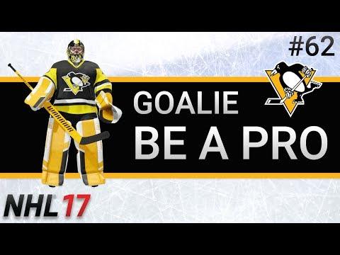 NHL 17 - Goalie Be a Pro #62