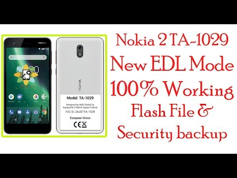 How To Flash Nokia Ta 1029 New Edl Mode 100% Working & Flash