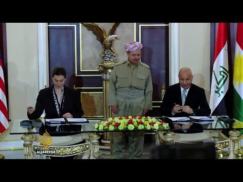 US to give further aid to Iraq's Kurds in fight against ISIL