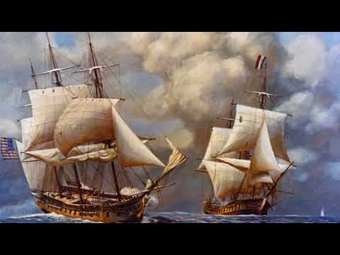 History of the USS Constellation