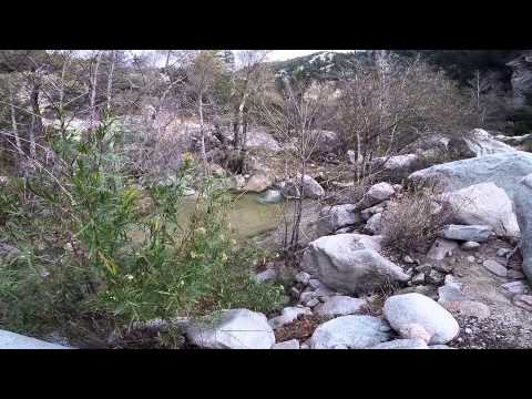 Creek Fishing In Southern California