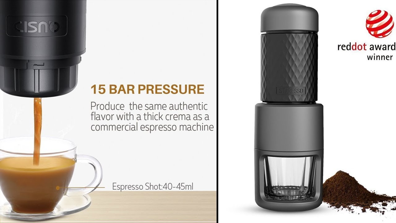 6 Best Coffee Makers On Amazon 2018 Portable Coffee Makers For
