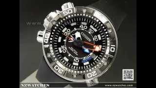 Citizen Promaster Eco-Drive Aqualand 200m Divers Watch BN2024-05E