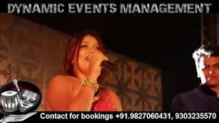 Yashita Sharma Live Performance Gallan Goodiyaa Chaandaniya Lapal Jhapak