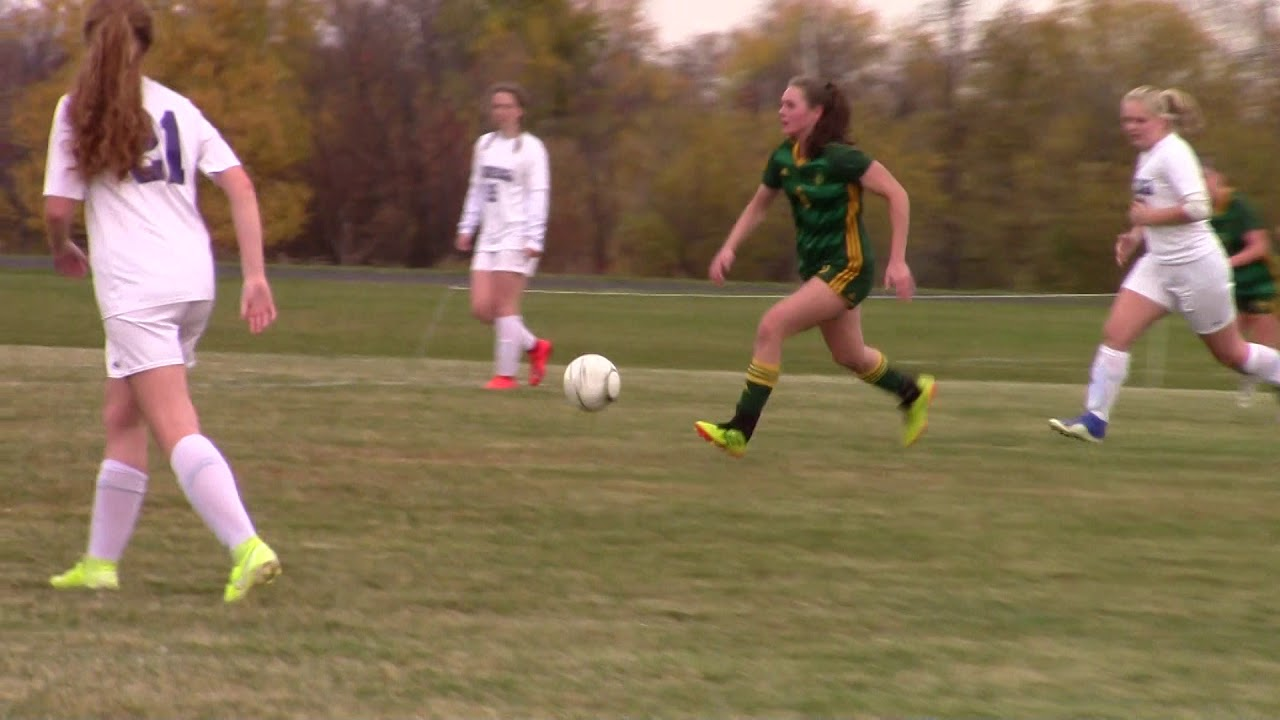 NAC - Ticonderoga Girls C Q-F  10-22-19