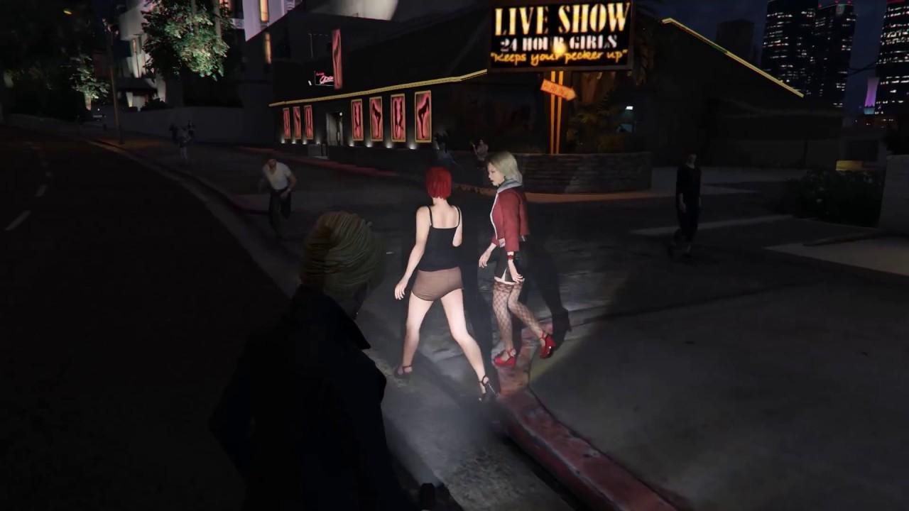Как снять проститутку в гта 5 снять проститутку в Тюмени проезд Губернский 5-й