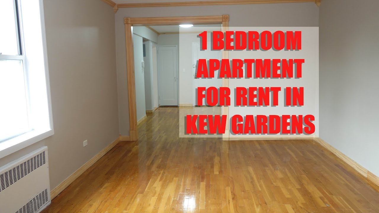 All New 1 Bedroom Apartment For Rent In Kew Gardens Queens Nyc Youtube