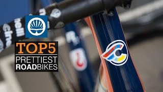 Top 5 - Prettiest Road Bikes