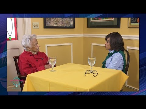 On Point Talk with Carlette Christmas - Leah Chase