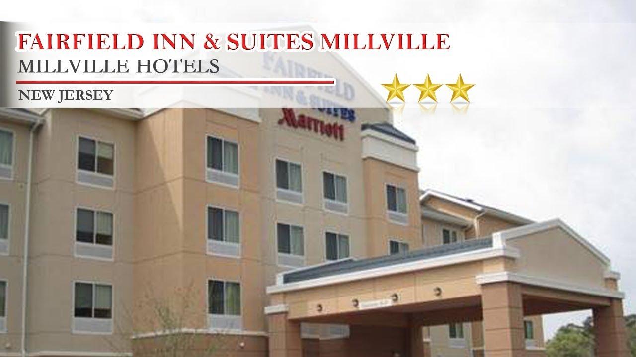 Fairfield Inn Suites Millville Vineland Hotels New Jersey