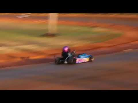 Dawgwood Speedway Red and Green Plate Races 12-02-17