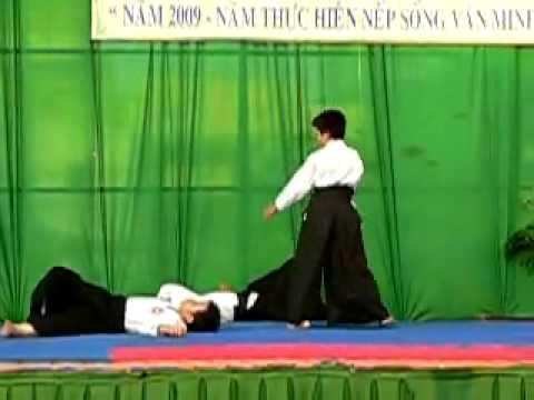 63 năm Ngày thể thao Việt Nam - Phần 3/3 - Aikido Meidokan Dojo 合気道明道館道場