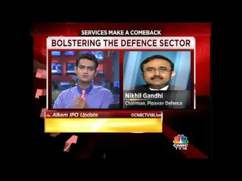 Expect Huge Inflows Of Orders For Shipping Industry: Pipavav Defence- Dec 10