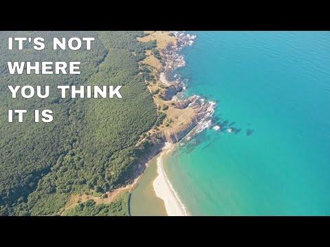 Синеморец, заснет с дрон / Sinemorets, Bulgaria - Drone footage / Sonera - Thomas Bergersen