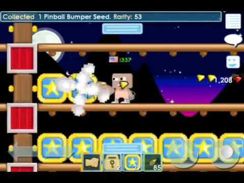 Pinball Bumper Growtopia