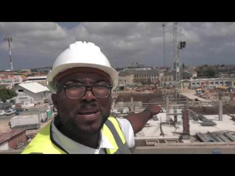 Veiligheidsfilm Ballast Nedam HNO Curaçao