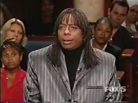 Rick James Qj On Judge Joe Brown