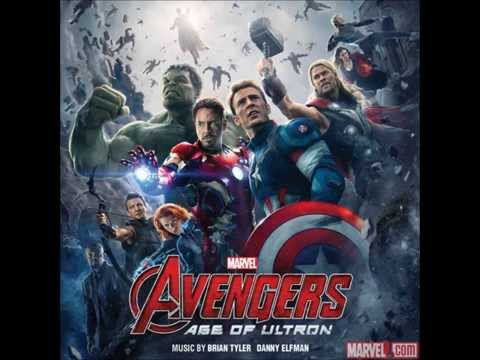 Avengers: Age of Ultron Main Theme - (Danny Elfman)