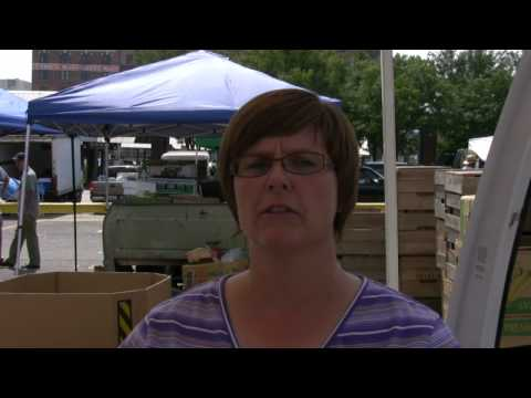 JoeCubicle - Farmers Market in Downtown Omaha