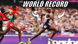 Mo Farah's 2020 WORLD RECORD SHOWDOWN || The 1 Hour Run!