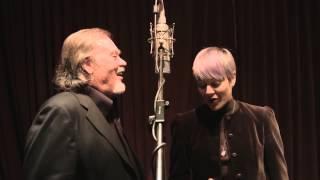 Genevieve with David Clayton-Thomas