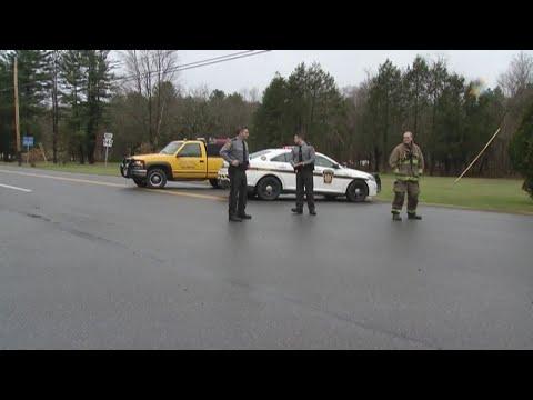 Deadly shooting at Paradise Township Municipal Building
