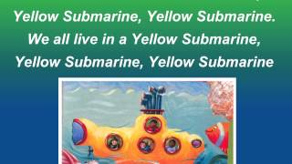 Yellow Submarine vocals