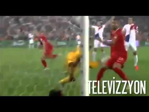 Türkiye 0 - 1 Hollanda   Robben'in Golü 15 10 2013