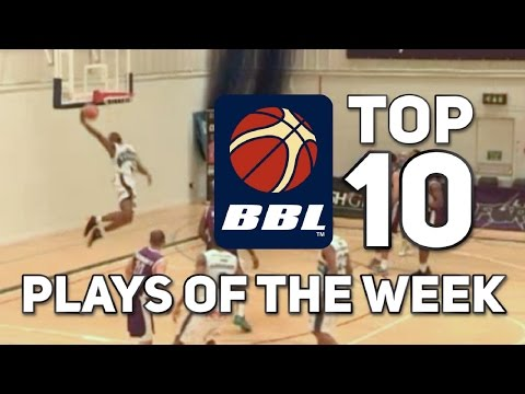 Earl Brown Punches Nasty Reverse! BBL Top 10 Plays Week 16