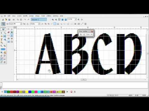 EOS Custom Font Creation