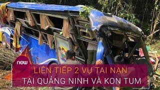 Liên tiếp 2 vụ tai nạn nghiêm trọng, hơn 40 người thương vong | VTC Now