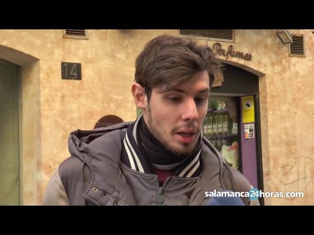 ¿Se siente segura la gente en Salamanca?