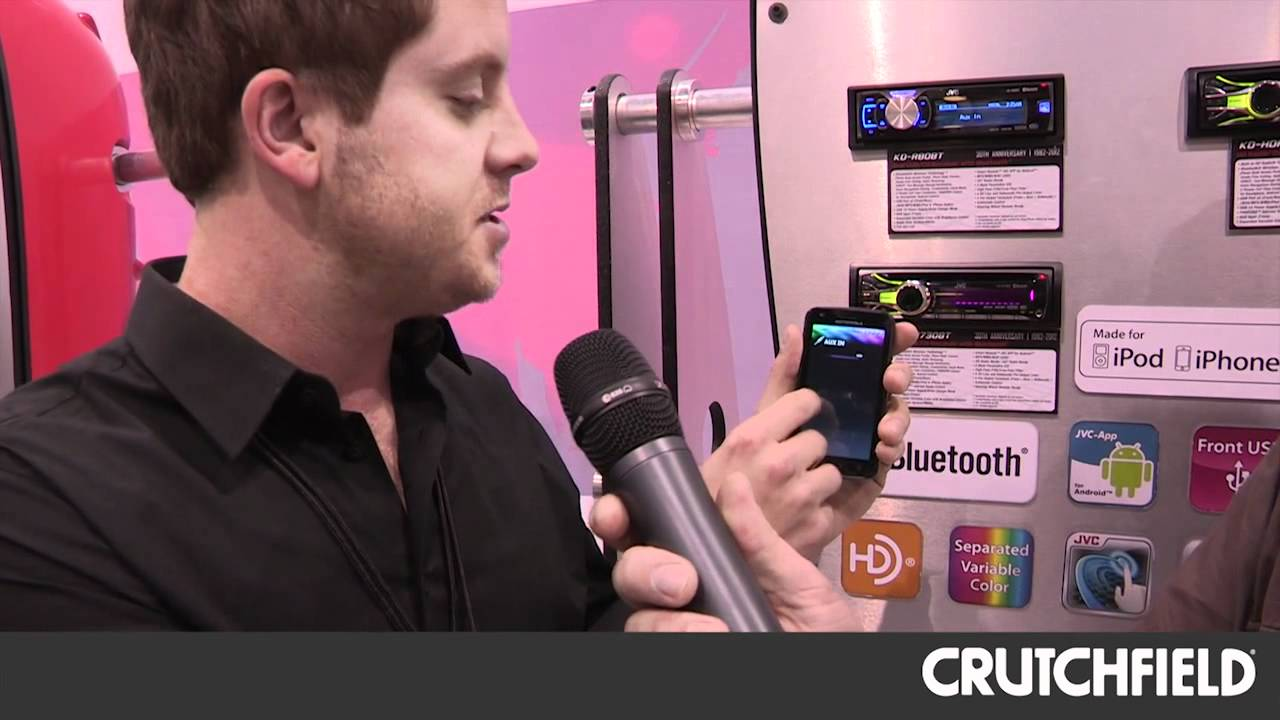 JVC Smart Remote App (Android) for JVC Receivers | Crutchfield Video