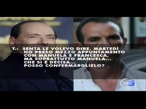 Il 2011 con Silvio Berlusconi (Blob - quarta parte)