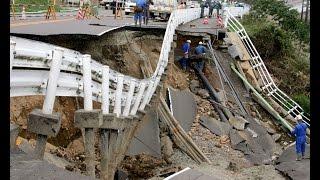 Powerful 6.4 Mag. EARTHQUAKE rock SOLOMON ISLANDS N. of Australia