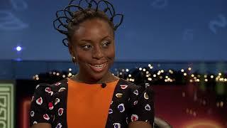 Chimamanda Ngozi Adichie i BABEL: SVT
